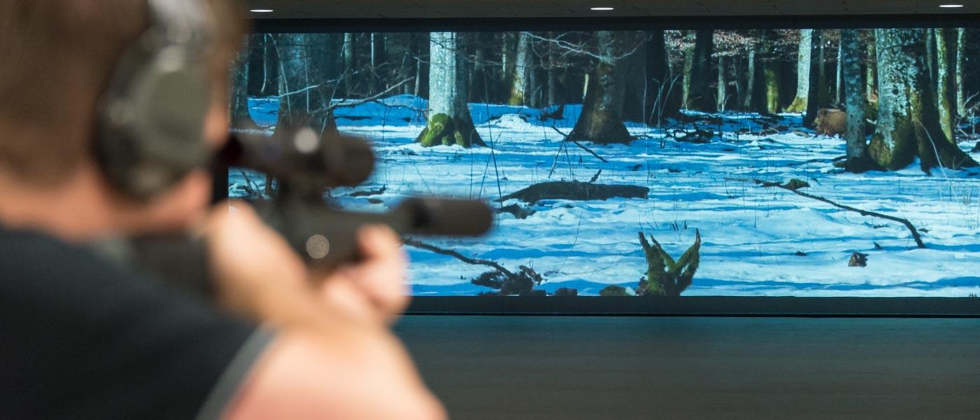 Schiesskino Rudolph-Waffen Blaser Beretta Zeiss Leica